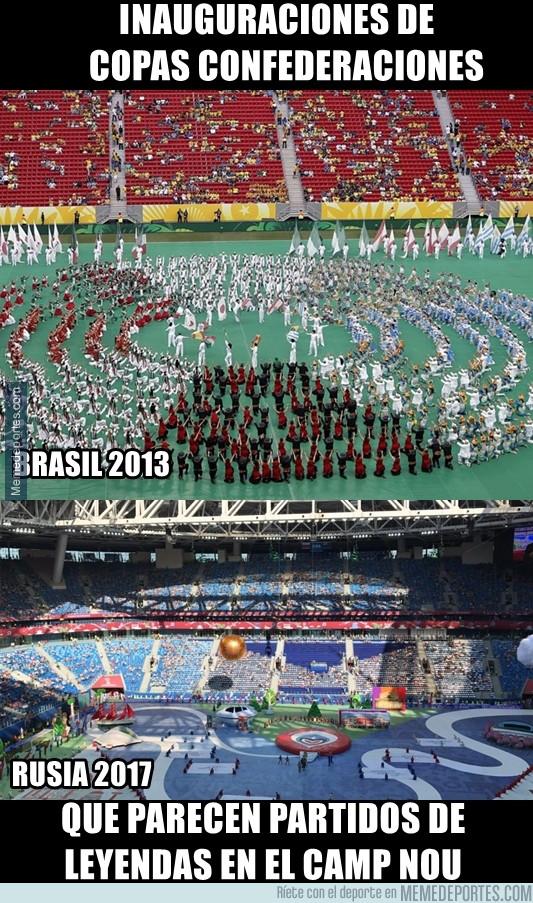 982492 - La poca asistencia a las Copas Confederaciones
