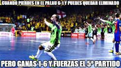 Enlace a Tremendo lo del Inter Movistar en futsal