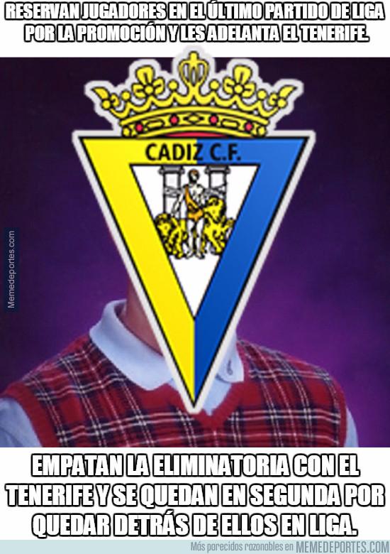 982730 - La mala suerte del Cádiz