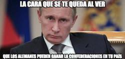 Enlace a Putin no lo permitirá