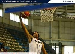 Enlace a EEUU sub-16 de baloncesto está arrasando en el torneo FIBA Americas