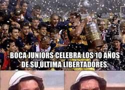 Enlace a Boca cumple 10 años de su última Libertadores