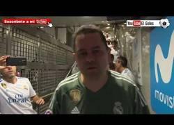 Enlace a Cuando creías haberlo visto todo, Tomás Roncero, portero del Bernabéu