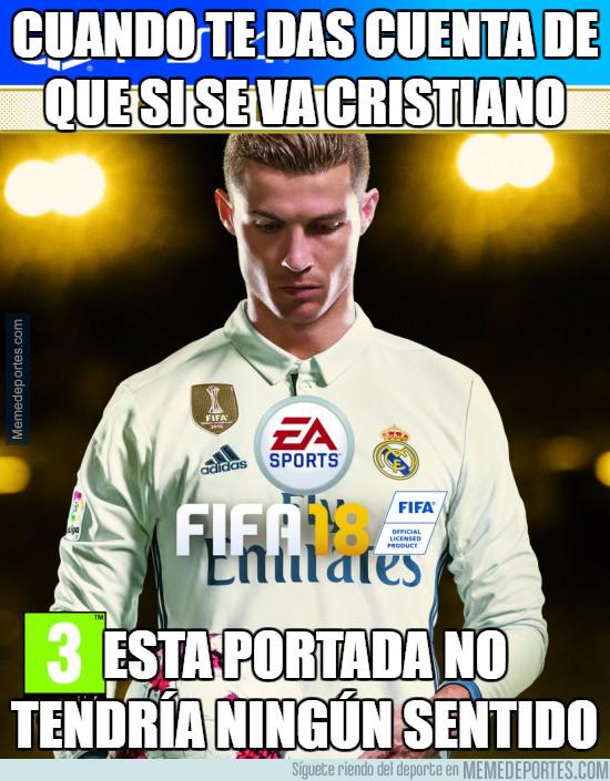983193 - Nadie se ha dado cuenta de lo que pasaría si Cristiano se va del Madrid