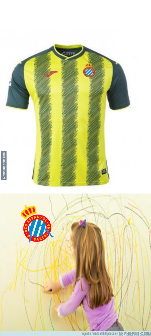 983203 - Ojo a la nueva equipación del Espanyol