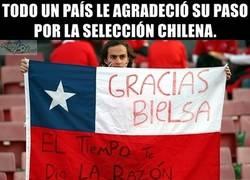 Enlace a Las durísimas palabras de Arturo Vidal para Bielsa