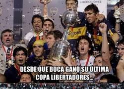 Enlace a Desde que Boca fue campeón de América pasaron todas estas locuras