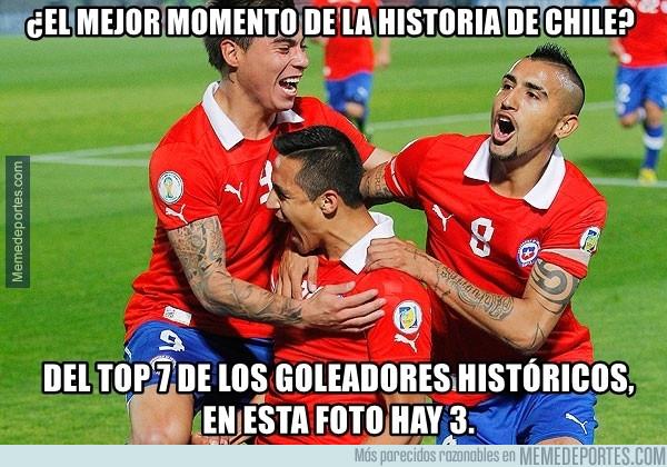 983315 - El mejor momento para ser chileno aficionado al fútbol
