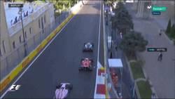Enlace a ¡Inaudito la bronca entre Vettel y Hamilton en Bakú!