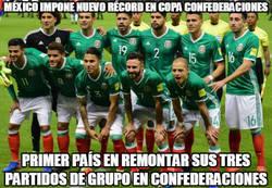 Enlace a México impone nuevo récord en Copa Confederaciones