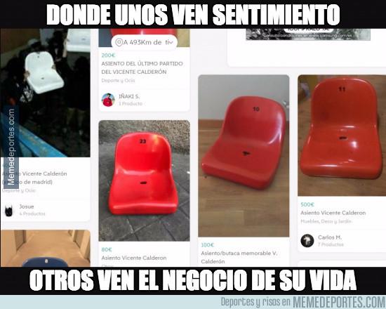 983891 - Los asientos del Calderón, a la venta en internet a precios desorbitados