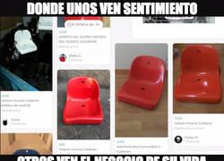 Enlace a Los asientos del Calderón, a la venta en internet a precios desorbitados