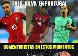 Enlace a En la selección de Portugal