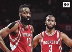Enlace a Ya es oficial, Cp3 jugará en los Rockets