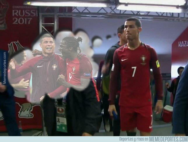 984436 - Cristiano extrañando a un jugador crucial
