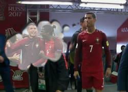 Enlace a Cristiano extrañando a un jugador crucial