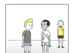 Enlace a El fútbol de hoy en día