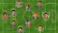 Enlace a El 11 más veterano de la Liga Santander