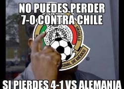 Enlace a Qué buena estrategia la de México