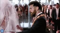 Enlace a La boda soñada de Messi