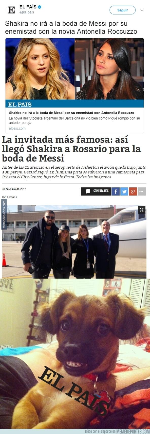 984860 - El diario 'El País' se retrata épicamente