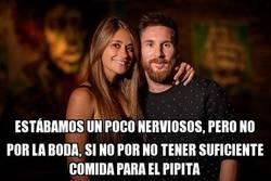 Enlace a La gran preocupación de la familia Messi