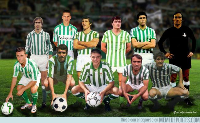 985015 - XI Histórico del Real Betis, ¿los reconoces a todos? Por @mquijanosanchez