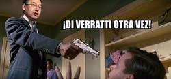 Enlace a Bartolomeu cada vez que un aficionado le pregunta por Verratti
