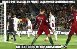 Enlace a La racha de Portugal