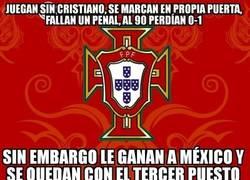 Enlace a Portugal remonta y gana el tercer puesto en la confederaciones