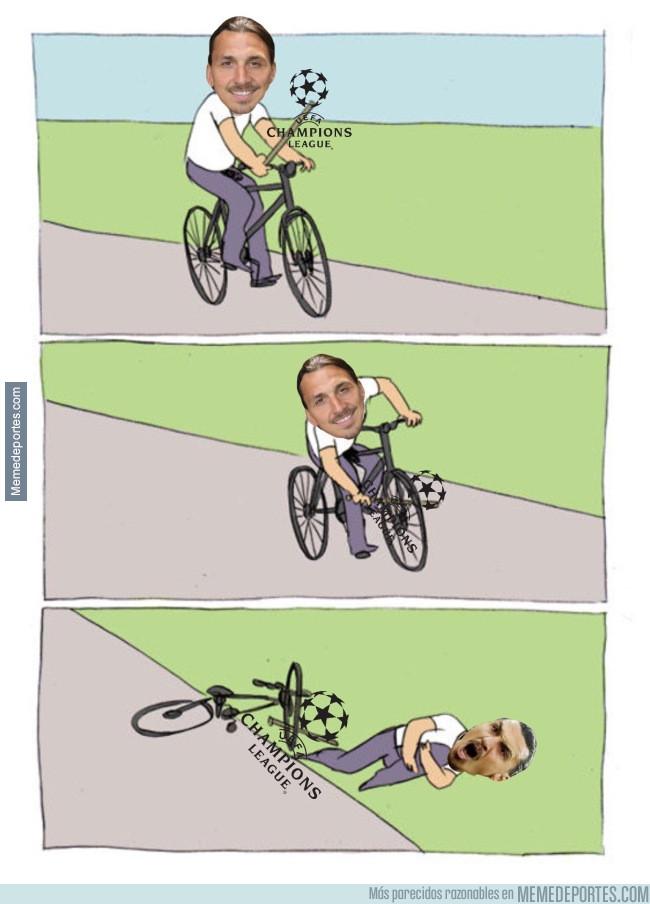 985262 - Eso sí hace caer a Zlatan