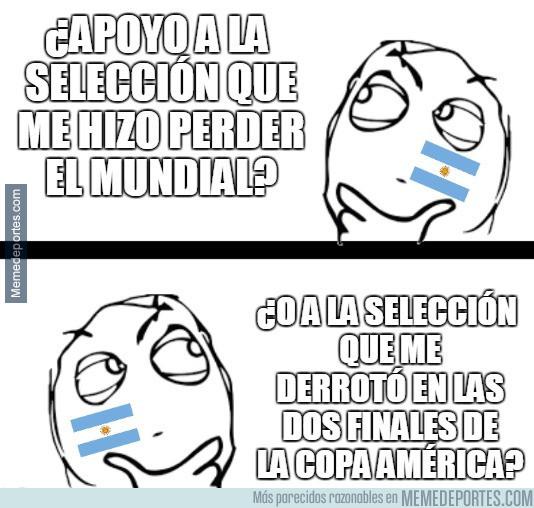 985319 - El dilema actual de los argentinos