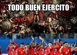 Enlace a Chile podrá salir de esta