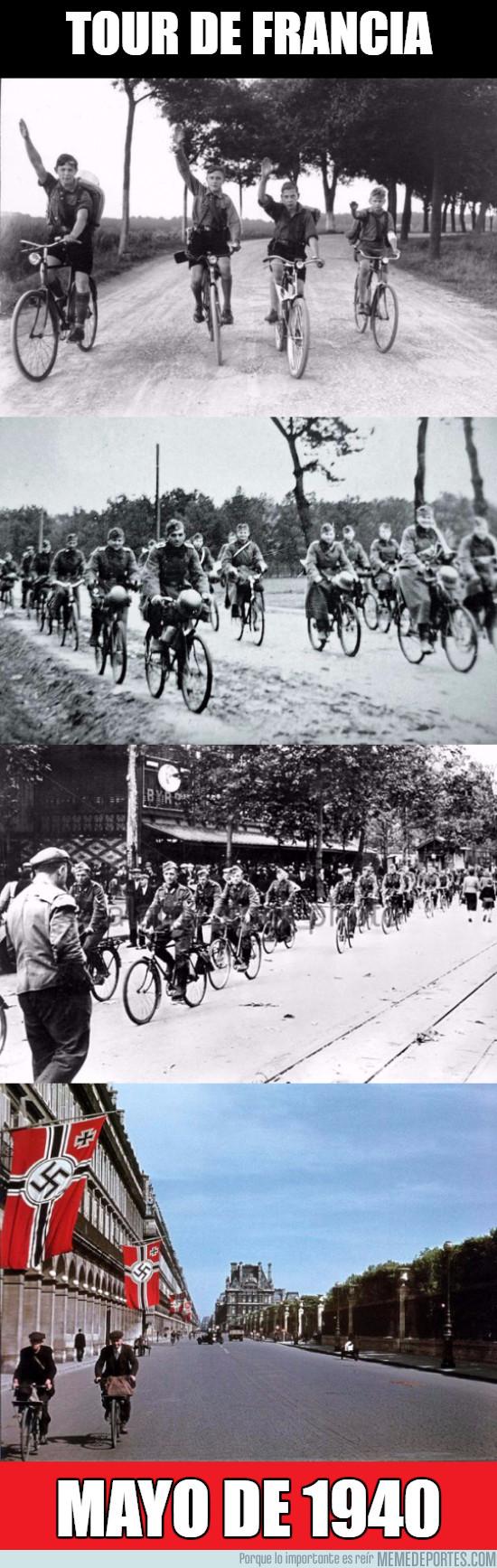 985647 - Histórico Tour de Francia