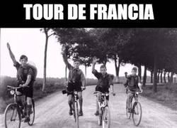 Enlace a Histórico Tour de Francia