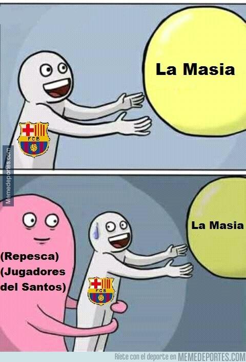 985687 - Así esta el Barcelona