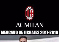 Enlace a Los brutales fichajes buenos, bonitos y baratos del Milan esta temporada
