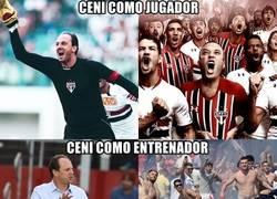 Enlace a Rogerio Ceni fue destituido del Sao Paulo por cargarse al equipo y dejarlo casi en descenso