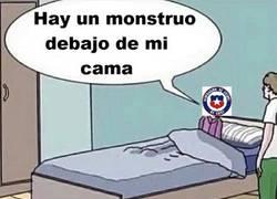 Enlace a Chile no puede dormir