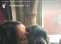Enlace a Mientras tanto el buen Frankie Lampard en Instagram...