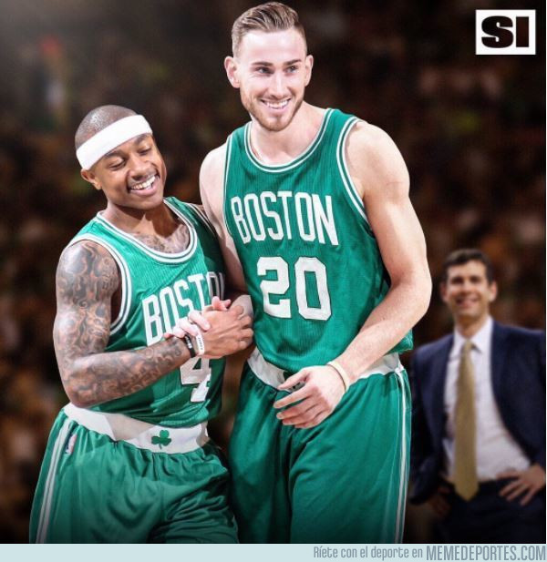 985938 - Ya es oficial, Gordon Hayward a los Celtics de Boston