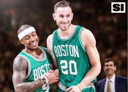 Enlace a Ya es oficial, Gordon Hayward a los Celtics de Boston