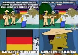 Enlace a Alemania usted es diabólica