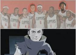 Enlace a Fans de los Clippers en estos momentos