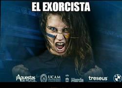 Enlace a La campaña de exorcismo del UCAM Murcia