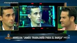 Enlace a Declaraciones del conocido Arbeloa: Lo que preferiría hacer antes que trabajar en el Barça