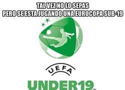 Enlace a Campeonato sub-19 de Europa