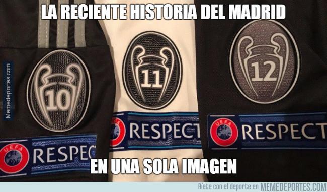 986617 - La historia reciente del Madrid