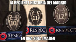 Enlace a La historia reciente del Madrid