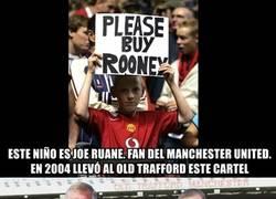 Enlace a El adiós a Rooney del Manchester United